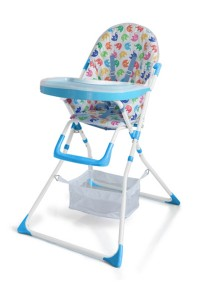 Picardo 'Summer' High Chair (Orange)