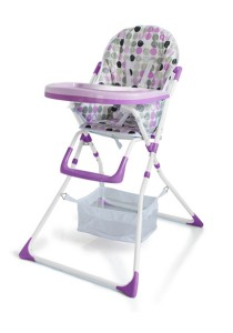 Picardo 'Summer' High Chair (Purple)