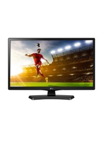 "LG 23.5"" Full HD IPS TV Monitor 24MT48AF"
