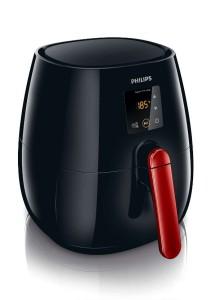 Philips Digital Air Fryer HD9238 (Black)