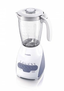 Philips 600W 2L Plastic Jar Blender HR2111