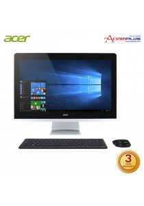 "Acer Aspire AZ3715-7400W10D 7th Gen i5 23.8"" All-In-One Desktop"