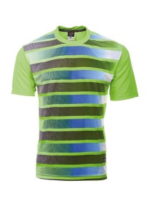 Dye Sublimation Jersey BDR 02 (Neon Green)
