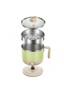 Bear DRG-C1203 Multifunction Steam Cooker with Cooking Pot 1 Liter