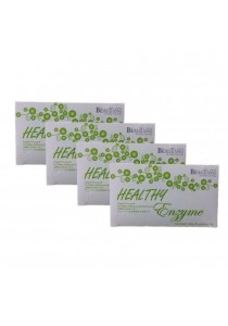 Beautang Healthy Enzyme 4 boxes + 1 shaker ( 80 sachets x 60g )