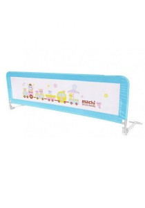 O!Machi Adjustable Baby Swing Down Bed Rail (Blue)
