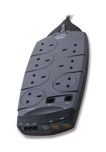 Belkin Gold Series 7-Socket Surge Protector
