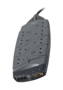 Belkin Gold Series 8-Socket Surge Protector