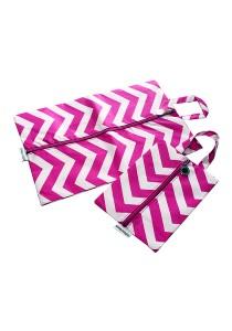 Gin & Jacqie Bella Multipurpose Bag Set Pink G261PK