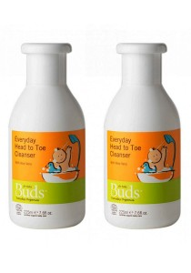 [Best Buy for 2] Buds Everyday Organic: Head to Toe Cleanser 225ml