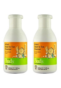 [Best Buy for 2] Buds Everyday Organic: Infant Head to Toe Cleanser 225ml