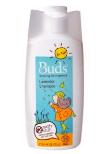 Buds For Kids: Lavender Shampoo 250ml