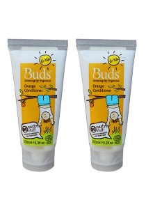 [Best Buy for 2] Buds For Kids: Orange Conditioner 100ml