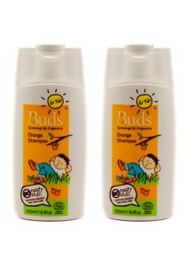 [Best Buy for 2] Buds For Kids: Orange Shampoo 250ml