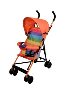 Sweet Heart Paris BG601A Stroller Buggy (Orange)