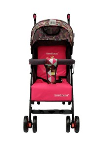 Sweet Heart Paris BG833 Stroller Buggy (Red)