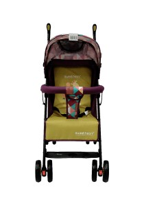 Sweet Heart Paris BG833 Stroller Buggy (Yellow)