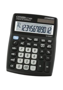 CT-600J Citizen Calculator