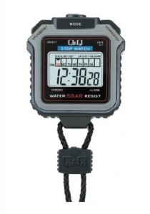 Q&Q by Citizen Stop Watch Co, Japan HS43J002Y Stop Watch