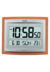 Casio ID-15S-5D Table Clock & Alarm