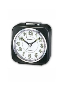 Casio TQ-143-1DF Table Clock & Alarm