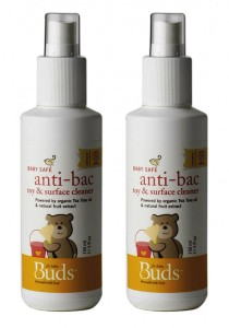 [Best Buy for 2] Buds Household Eco: Baby Safe Anti-bac Toy & Surface Cleaner 150ml