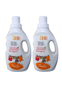 [Best Buy for 2] Buds Household Eco: Baby Safe Laundry Detergent 1000ml