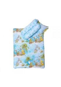 OWEN Baby 4 -Piece Comforter Set - Picnic Safari