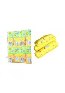 OWEN Baby 4 -Piece Comforter Set - Safari Garden