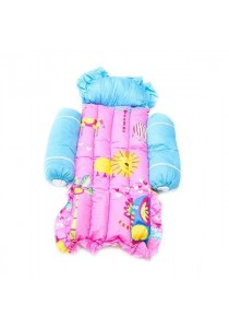 OWEN Joining Set (Mobile Baby Bed) - Stroll in the Park (Blue/Pink)