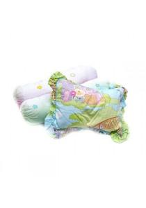 OWEN Baby 2 Bolster & 1 Pillow Set - Water Family