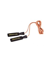 TAKASIMA- Bruce Lee Fitness Signature Leather Skipping Rope (175 X 110 X 55MM)