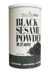 Pack of 3 Nourish Asia I-Organic Black Sesame Powder