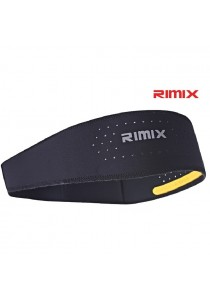 RIMIX Sports Sweatband Stretch Headband Head Hair Band