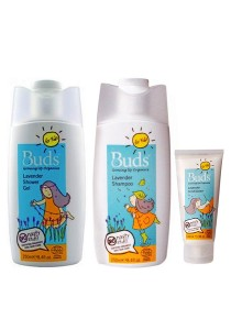 Buds Lavender Bathing Set