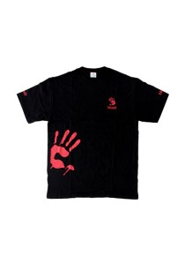 Bloody T-Shirt Gaming Short Sleeve