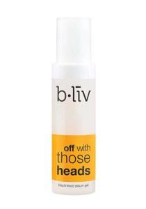 b.liv off with those heads 30ml (blackheads sebum gel)-bliv