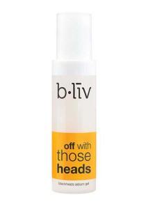 b.liv off with those heads 45ml (blackheads sebum gel)-bliv