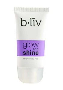 b.liv glow and shine 50ml (skin smoothening mask)-bliv