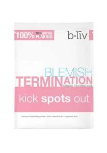 b.liv kick spots out 7pcs (intensive blemish treatment mask)-bliv