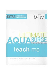 b.liv leach me 7pcs (intensive hydrating treatment mask)-bliv