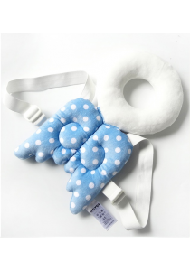 Cute Toddler Baby Head Protection Pad - Blue Angel