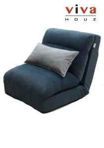 Bluemoon Futon Sofa - Dark Grey