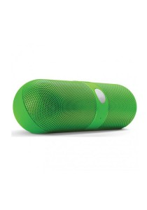 Bluetooth Stereo Speaker with FM Green