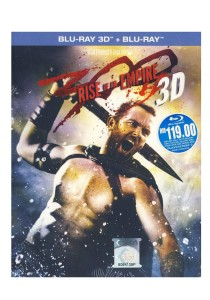 Bluray 300 Rise Of An Empire 3D
