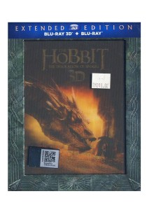 Bluray 3D Hobbit The Desolation Of Smaug