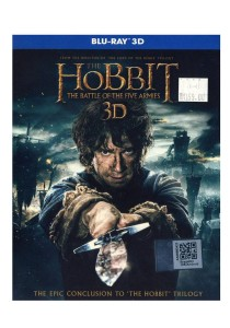 Bluray 3D Hobbit The Battle Of The Five Armies