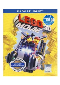 Bluray 3D The Lego Movie