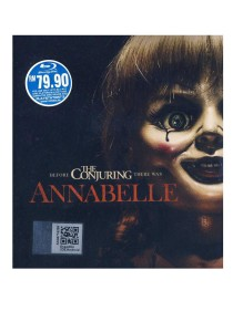 Bluray Annabelle