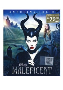Bluray Maleficent
